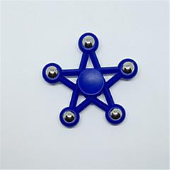 voordelige Fidget spinners-Fidget spinners Hand Spinner Speeltjes Vijf Spinner High-Speed Stress en angst Relief Kantoor Bureau Speelgoed Relieves ADD, ADHD, Angst,
