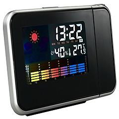 お買い得  クロック-デジタル 目覚まし時計,LEDライト付き