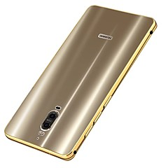 Для Покрытие Кейс для Задняя крышка Кейс для Один цвет Твердый Металл для Huawei Huawei Mate 9 Huawei Mate 9 Pro