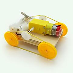 abordables Modelos de Exposición-Coches de juguete Juguetes científicos Juguete Educativo Juguetes Cilíndrico Eléctrico Manualidades Chica Chico Piezas