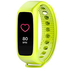 yyl30t smarte armbånd / Smart ur / farve touch screen smarte band pulsmåler smartband skridttæller søvn fitness tracker bluetooth armbånd