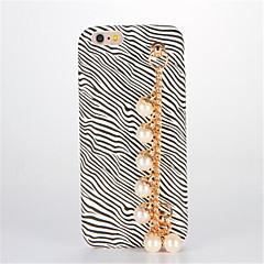 Для Своими руками Кейс для Задняя крышка Кейс для Леопардовый принт Твердый Искусственная кожа для AppleiPhone 7 Plus iPhone 7 iPhone 6s