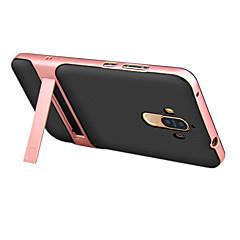 Varten Tuella Etui Takakuori Etui Yksivärinen Kova PC varten HuaweiHuawei P9 Huawei Honor V8 Huawei Honor 6X Huawei Mate 9 Huawei Mate 9