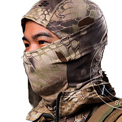 cheap Hunting Clothing-Unisex Balaclava Hunting Leisure Sports Dust Proof Wearable Winter Spring Fall