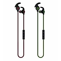 Amw 810 bezprzewodowy słuchawkowy sport wodoodporny bez użycia rąk z mikrofonem do telefonów komórkowych