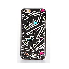 Для Рельефный С узором Кейс для Задняя крышка Кейс для Панк Мягкий TPU для AppleiPhone 7 Plus iPhone 7 iPhone 6s Plus iPhone 6 Plus