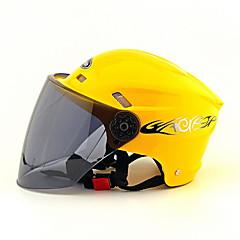 Casco de la motocicleta del casco de la motocicleta del nuoman 316 casco eléctrico del casco del sol del casco del coche eléctrico