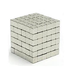halpa -Magneettilelut Rubikin kuutio Lievittää stressiä 216 Pieces 5mm Lelut Magneetti Neliö Lahja