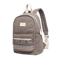 """preiswerte Laptop Taschen-Segeltuch Bohemian Stil Mehrfarbig Rucksäcke 15 """"Laptop"""