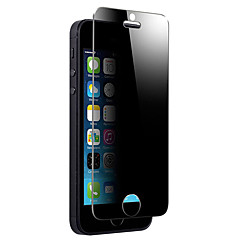 Privacy scherm anti-spy gehard glas helder dun anti-krassen hardheid gehard peeping membraan film voor iphone 6 6s