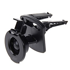 ZIQIAO Car Air Vent Mount Holder for Garmin Nuvi 44 52 54 2457 2497 2459 2557 2598 LM/Garmin Nuvi 55 2457 2497 2458 2557 2577 2597 LMT