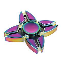abordables Fidget spinners-Hand spinne Fidget spinners Hilandero de mano Alta Velocidad Alivia ADD, ADHD, Ansiedad, Autismo Juguetes de oficina Juguete del foco