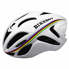 cheap Bike Helmets-Men's Unisex Bike Helmet 18 Vents Cycling Mountain Cycling Cycling M:55-58CM L:58-61CM PC EPS