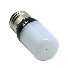 お買い得  LED 電球-HKV 3W 200-300 lm E14 E26/E27 LEDコーン型電球 20 LEDの SMD 5736 温白色 クールホワイト AC 220-240V
