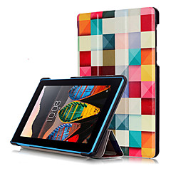 Print Case Cover for Lenovo Tab3 Tab 3 7 Essential 710 710F TB3-710F Tablet with Protective Film
