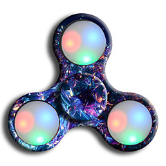 halpa Fidget spinner -stressilelu-Fidget spinner -stressilelu hand Spinner Lelut Stressiä ja ahdistusta Relief Office Desk Lelut Killing Time Focus Toy Lievittää ADD,