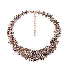 preiswerte Halsketten-Damen Stränge Halskette - Einzigartiges Design Regenbogen Modische Halsketten Schmuck Für Geschenk, Alltag