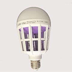 preiswerte LED-Birnen-15W 120lm E27 LED Kugelbirnen LED-Perlen Weiß 85-265V 220-240V