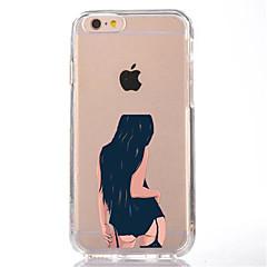 Недорогие Кейсы для iPhone 7-Кейс для Назначение iPhone 7 Plus IPhone 7 iPhone 6s Plus iPhone 6 Plus iPhone 6s iPhone 6 iPhone 5 iPhone 5c iPhone 4/4S Apple