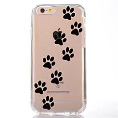 Til iphone 7 tegneserie tpu blødt ultra tyndt bagcover cover til Apple iPhone 7 plus 6s 6 plus se 5s 5 5c 4s 4