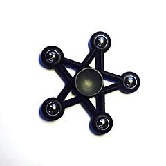 Fidget spinner -stressilelu hand Spinner Lelut Lelut Muovi EDCStressiä ja ahdistusta Relief Office Desk Lelut Killing Time Focus Toy