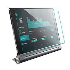 Película protectora de pantalla de vidrio templado 9h para lenovo yoga tab 3 10 plus