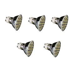 3W E14 GU10 E26/E27 Spot LED MR16 27 diodes électroluminescentes SMD 5050 Intensité Réglable Décorative Blanc Chaud Blanc Froid 300lm