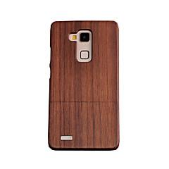 Χαμηλού Κόστους Θήκες / Καλύμματα για Huawei-tok Για Huawei Huawei Mate 7 Ανθεκτική σε πτώσεις Πίσω Κάλυμμα Νερά ξύλου Σκληρή Ξύλινος για Huawei Mate 7 Huawei