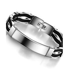 للرجال أسورة والمجوهرات الفولاذ المقاوم للصدأ مجوهرات من أجل
