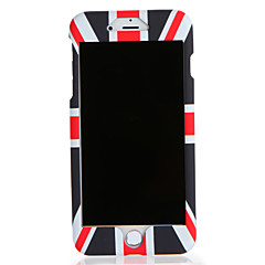Til Apple iPhone 7 7plus Case Cover Pattern Fuld body Case Flag Hard PC 6s plus 6 plus 6s 6