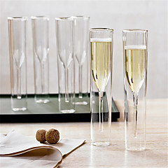 شفاف شيوع حفلة شريط أدوات الشرب, 115 ml هدية صديقها هدية صديقة زجاج بيرة عصير زجاج