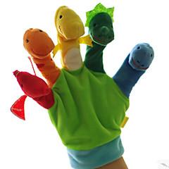 preiswerte -Fingerpuppe Marionetten Spielzeuge Tier Niedlich Tiere lieblich Plüsch Kind Stücke