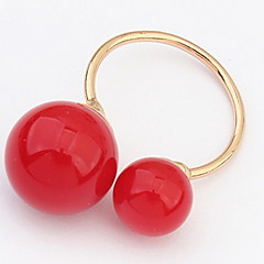 Heren Dames Bandringen Ring manchet Ring Sieraden Basisontwerp Cirkelvormig ontwerp Uniek ontwerp Logostijl leuke Style Euramerican