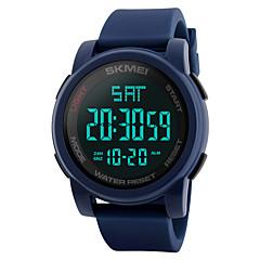 Έξυπνο Ρολόι Ανθεκτικό στο Νερό Μεγάλη Αναμονή Αθλητικά Πολυλειτουργία Χρονόμετρο Ξυπνητήρι Χρονογράφος Ημερολόγιο Διπλές Ζώνες Ώρας Other