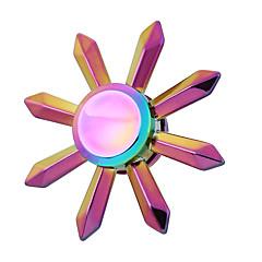 Fidget spinners Hand Spinner Draaitol Speeltjes Speeltjes Nieuwigheid EDCStress en angst Relief Focus Toy Kantoor Bureau Speelgoed