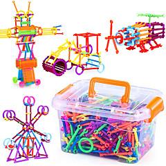 tanie -Zestaw DIY Klocki Zabawki 3D Zabawka edukacyjna Nauka i odkrycia Pojazd Zabawki dla starszych Gry turystyczne Zabawki logiczne i układanki