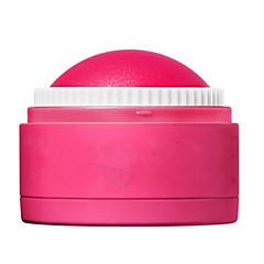voordelige -1pcs blusher ball zachte vochtinbrengende crème bloesem make-up
