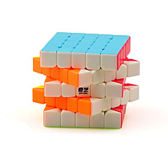 cubul lui Rubik Warrior Cub Viteză lină Cuburi Magice Plastice Pătrat Cadou