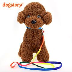 お買い得  犬用首輪/リード/ハーネス-ネコ / 犬 カラー / リード ベル 210Dナイロン