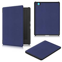 preiswerte Tablet-Hüllen-Pu Fallabdeckung für kobo h2o Ausgabe 2 6.8 mit Schirmschutz