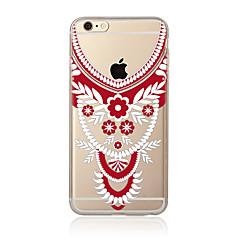 Case for iphone 7 7 plus tpu мягкая задняя обложка кружевная печать для iphone 6 плюс 6 с плюс iphone 5 se 5s 5c 4s