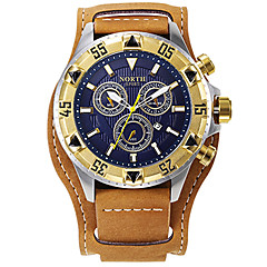 Ανδρικά Εφηβικό Αθλητικό Ρολόι Στρατιωτικό Ρολόι Ρολόι Φορέματος Μοδάτο Ρολόι Βραχιόλι Ρολόι Μοναδικό Creative ρολόι Καθημερινό Ρολόι
