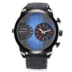 voordelige Herenhorloges-Heren Volwassenen Militair horloge Modieus horloge Polshorloge Unieke creatieve horloge Vrijetijdshorloge Sporthorloge Chinees Kwarts