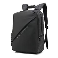 15.6 pulgadas con el usb que carga el bolso general del ordenador portátil del bolso del recorrido del bolso del hombro del negocio del