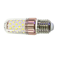 お買い得  LED 電球-9W 600lm LEDコーン型電球 65 LEDビーズ SMD 2835 温白色 / ホワイト 220-240V