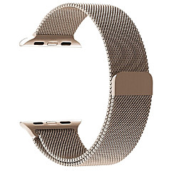 halpa Apple Watch-hihnat-Watch Band varten Apple Watch Series 3 / 2 / 1 Apple Rannehihna Milanolainen