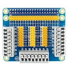 お買い得  マザーボード-ラズベリーパイ3用多機能gpio拡張シールドアダプタボード