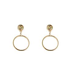 preiswerte Ohrringe-Damen Tropfen-Ohrringe - Geometrisch, Grundlegend, Modisch Gold Für Hochzeit / Party / Besondere Anlässe