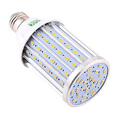 E26/E27 LED-kolbepærer 108 leds SMD 5730 Dekorativ Varm hvid Kold hvid Naturlig hvid 3350-3450lm 2800-3200/6000-6500K Vekselstrøm 85-265V