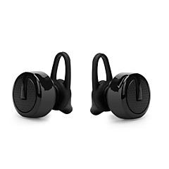 Cwxuan® draadloze bluetooth 4.1 dual ear stereo mini in-ear oortelefoon voor iPhone en Android smartphone